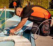 Detecci n de fugas de agua en piscinas y jardines iv n mesa - Deteccion de fugas de agua en piscinas ...