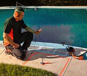 Detecci n de fugas de agua en piscinas y jardines en for Piscina fuenlabrada